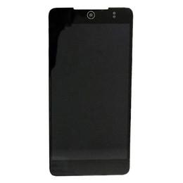 Мобильный полнофункциональный телефон онлайн-Для Tecno CX AIR Полный ЖК-Дисплей + Сенсорный Экран Digitizer Ассамблеи Запасные Части Для Мобильного Телефона Camon CX LCD