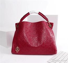82ea812223 2019 borse di marca 2018 Handbag Famous Designer Brand Name Moda Borse in  pelle Donna Tote
