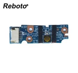 Placa de alimentação lenovo on-line-Reboto Original para Lenovo X1 BOTÃO POWER BOARD Com cabo 455.01404.0001 100% testado Fast Ship