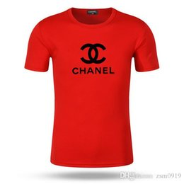 Canada L'impression de haute qualité du monde de l'habillement européen et américain 2019 est parfaite, avec le t-shirt pour homme, étiquette Medusa, taille asiatique sur la tête supplier european shirt sizes men Offre