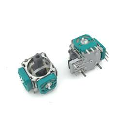 Sensor xbox on-line-Oem novo para xbox one analógico 3d varas joystick eixo sensor módulo potenciômetros para microsoft xbox one controlador reparação parte substituição