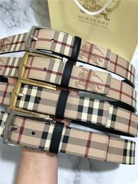 Ceintures pour hommes en Ligne-Ceinture à boucle à lettre, ceinture de créateur de luxe