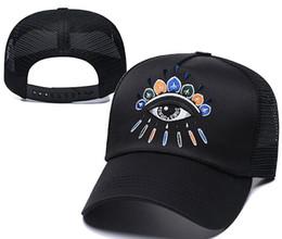 Designer-Marke Paris Tiger Head Cap kenz Baseballmütze im europäischen und amerikanischen Stil Bestickter Knochen Herren Damen casquette Sonnenhut gorras Sports Cap von Fabrikanten