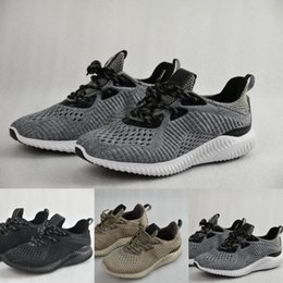 fc94bbe8d9e804 2019 Alpha Bounce Running Shoes Black grey Kanye West Women Mens Trainers  alphabounce sports Sneakers designer casual chaussures zapatos bounces shoes  on ...