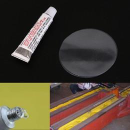 Canada 1set (1xglue + 2xpatches / set) Natation PVC adhésif Tube de colle de réparation gonflable Patch Bateau Ballon de Yoga cheap glue patches Offre