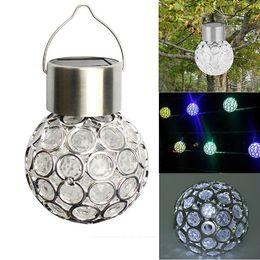 Im freien runde glühbirnen online-Wasserdichter drehbarer Solargarten im Freien, der LED-runde Ball-Lichter hängend kampiert Beschreibung: Birne baumelt von einem Klipp, der leicht anbringt