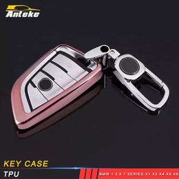 chave para nissan qashqai Desconto Caso Auto Car Key Key Tampa guarnição Bolsa de protecção com fivela cadeia de acessórios para BMW 3 1 5 7 Series X1 X3 X4 X5 X6 Todas as Séries