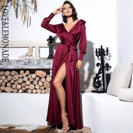 premium selection ad6a6 9deea Abito Bordeaux Di Seta Online | Abito Di Seta Burgundy ...