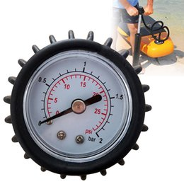 2019 измерительный прибор 30PSI Inflatable Raft PVC For Air Pump Reliable Kayak Accessories Precisely Mini Barometer Durabled Measurement Pressure Gauge скидка измерительный прибор