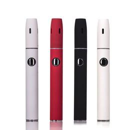MOQ 1pc Kamry Kecig 2.0 Plus Vape Penna Kit Tabacco Dry Herb Pen Smokeless Pen Ecigarettes Mini Warm Stick Wax Vape Kit da