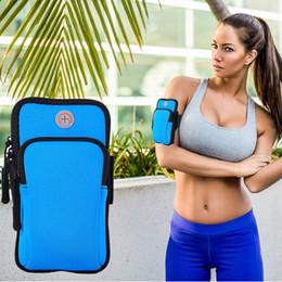 m1 teléfono móvil Rebajas Brazalete para Elephone M1 M2 M3 Sport Running Cinturones de cintura a prueba de agua Bolsas de teléfono móvil Titular Banda del brazo del deporte al aire libre