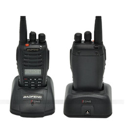 Rádio baofeng uv b5 on-line-20pcs Talkie Baofeng UV-B5 5W 99CH UHF + VHF A1011A Dual Band / Frequência / exibição Two-way freeshipping Radio A1183A