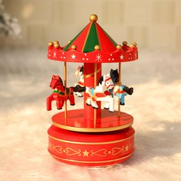 Wooden Christmas Music Box Suppliers Best Wooden Christmas Music