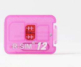 Kostenlos freischalten iphone online-Original und Neueste RSIM12 RSIM 12 Entsperrkarte für iPhone kompatibel mit ALL IOS und Modell mit kostenlosem Versand