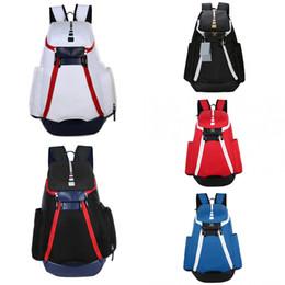 Mochila deportiva de moda para hombre online-Juegos Olímpicos de la moda para hombre Mochila Hombres Mujeres mochilas de baloncesto de alta calidad de gran capacidad Outdoo bolsas de viaje Deportes Schoolbag