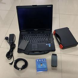 Cf bluetooth online-VAS 5054A con OKI Full Chip V8.1.3 ODIS + 480GB SSD + Strumento di diagnostica automatica CF-52 4g vas 5054a usato