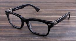 oculos grau occhiali Sconti Nuove degli occhiali chiaro occhiali lenti telaio che ristabilisce Óculos de grau uomini e donne occhiali miopia dell'occhio telai con il caso 111