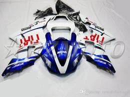 Argentina Nuevos kits de carenados aptos para Yamaha YZF 1000 R1 00 01 YZF-R1 2000 2001 Plástico ABS Juego de carenado de motocicleta Cubierta azul fresco Suministro