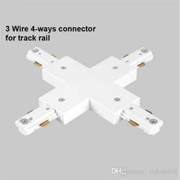 Deutschland LED-Schienen-Schienenverbinder Gerade Steckverbinder 3 Drahtschienenverbinder Schienenverbinder Schienen-Beleuchtung für Spot-Light Track Fitting Versorgung