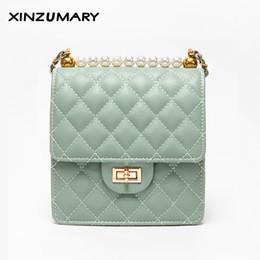 Bolsa crossbody verde on-line-Luxo simples pequena bolsa de ombro para as mulheres messenger bags senhoras bolsa de couro verde bolsa com saco de noite do sexo feminino crossbody b