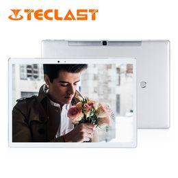 Teclast double caméra en Ligne-Teclast T10 Tablet PC 10.1inch 2560x1600IPS Android 7.0 MT8176 Hexa Core 8.0MP + 13.0 MP Dual Caméras Capteur d'empreinte digitale Teclast