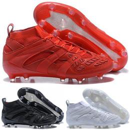 2019 david beckham homens Predator Accelerator DB 2019 David Beckham chuteiras de futebol dos homens sapatos de futebol botas de nova chegada atacado Drop Shipping desconto david beckham homens