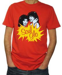 T shirt soul fashion en Ligne-Comed Movie Eddie Murphy Red T-Shirt Hommes Femmes Unisexe Mode T-shirt Livraison Gratuite