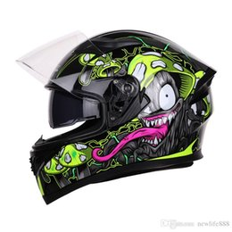 hot-pink-fahrräder Rabatt NEUHEIT JIEKAI 01 Motorradhelm motocicleta casco Helme Motocross-Rennhelm DOT ECE M L XL XXL