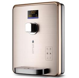Macchina rapida per condutture di calore Distributore d'acqua istantaneo per condutture di acqua ghiacciata calda Raffreddamento e riscaldamento a parete senza macchina per la cistifellea da