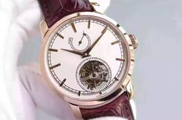 Часы наручные онлайн-VC-89000/000r-9655 роскошные часы ручной Алмаз маховик механический механизм 18K розовое золото сапфировое стекло водонепроницаемый мужские часы