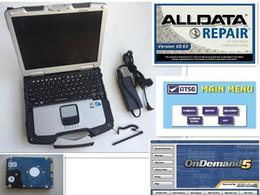 2018 venta caliente alldata y mitchell 2015 V10.53 software de reparación de alldata y ATSG y P-anasonic Toughbook CF30 CF-30 Laptop envío gratis desde fabricantes