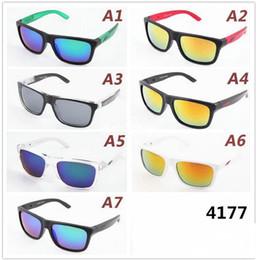 Venta al por menor Gafas al aire libre arnette 4177 Moda ciclismo deportes al aire libre gafas de sol piernas extraíbles ENVÍO GRATIS desde fabricantes