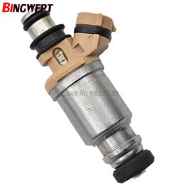 Canada 1pc 23250-16150 Injecteur de carburant de haute qualité pour Toyota Corolla AE110 4AFE 5AFE 1.6L 23209-16150 cheap injector corolla Offre