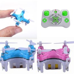 Quadcopter remoto online-Quattro Axis UAV Wireless Remote Control Drone 4.5 Cm Quadcopter Portatile di alta qualità Pratica creativa Hot Sale 75hw D1
