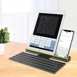 pc compresse chuwi Sconti Tastiera Bluetooth pieghevole per Chuwi Hi9 Air Tablet PC per tastiera Chuwi Hi9 Air