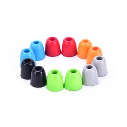 Headset schwämme online-2 pairs Memory Foam kopfhörer ohrpolster schwamm ohrschalen In-Ear-Kopfhörer Ohrhörer Headset Knospe Tipps ohrstöpsel Ohrstöpsel