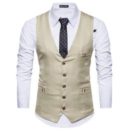 Oferta de comercio exterior de otoño e invierno, nuevo estilo británico, chaleco para hombres, vestido de ocio, traje profesional M24. desde fabricantes