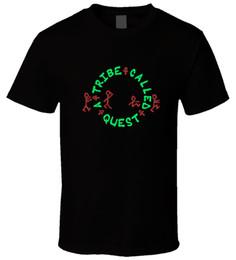 livre de missão Desconto UMA TRIBO CHAMADO QUEST 3 Novo T ShirtMen Mulheres Unisex Moda tshirt Frete Grátis