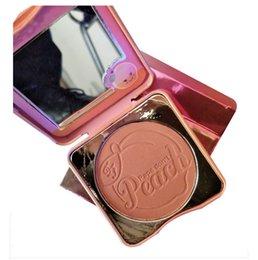 2019 paleta de sombra de ojos más vendida El nuevo melocotón dulce PAPA Don't PEACH Maquillaje facial El melocotón infundido se ruboriza un color se ruboriza + los regalos ¡Envío gratis por ePacket en stock!