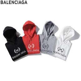 BALENCIAGA Sudadera con capucha para hombre marca de moda internacional sudadera con capucha de manga larga para hombres lidera la tendencia de la moda deportiva moda cómoda QN752 desde fabricantes