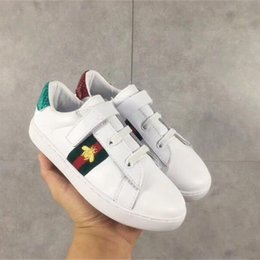 223dee6d352a Kids Shoes Children Flat Casual Leather New Shoes Girls Sneakers Leather  Waterproof School Running Sports Spring Autumn 2019