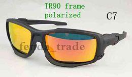 2019 excellentes lunettes de soleil 2019 New Excellent hot lunettes de soleil top qualité cadre TR90 lentille polarisée Sports de plein air cyclisme lunettes hommes femmes lunettes de soleil promotion excellentes lunettes de soleil