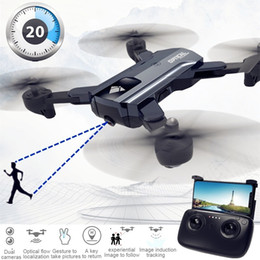 câmera dron Desconto X196 F196 Câmera Drone Com Câmera Hd Dron Quadrocopter Fluxo Óptico Altitude Segurar Fpv Quadcopter Drones Rc Helicóptero Vs Sg900 T190621