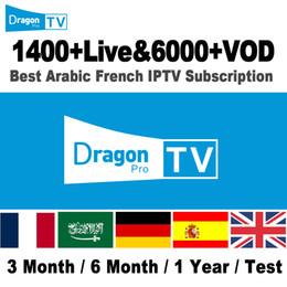 2019 telefones franceses Dragão TV Pro IPTV Assinatura Árabe Completa Europa Itália REINO UNIDO Canais esportivos franceses iptv conta suporte Teste Smart tv android telefones de caixa telefones franceses barato