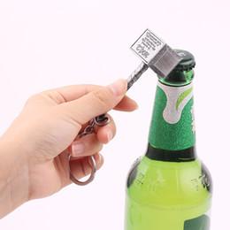 Suministros para la fiesta de los vengadores online-Avengers Creativo Thor Hammer Abrebotellas Abrebotellas Cerveza Llavero Martillo de Thor Colgante Bar Suministros de Fiesta Decoración L239