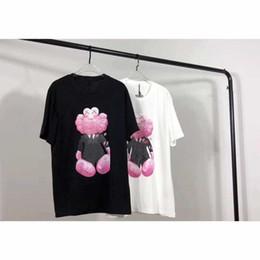2019 милые черные летние топы Женские футболки Dio Summer Designer Симпатичные игрушки BBF Печатные черные белые футболки с короткими рукавами скидка милые черные летние топы