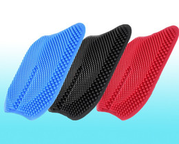 tipos cojines almohadas Rebajas Silicone Gel Chair Cushion sittCool Doer wn Seat Cushions 3d Pillow Wheelchair Cushion Massage Breathable Honeycomb Car Sofa