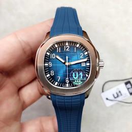 Фабричные ремни онлайн-Роскошные мужские часы AQUANAUT серии 5168G-001 розовое золото 316L 40 мм корпус U1 заводской механизм с автоподзаводом 28800 оригинальный резиновый ремешок часы