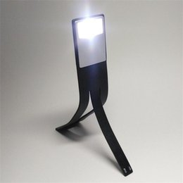 clip de escritorio Rebajas Lámpara de lectura recargable con 3 niveles de intensidad regulable Lámpara de escritorio para lectura de libro electrónico
