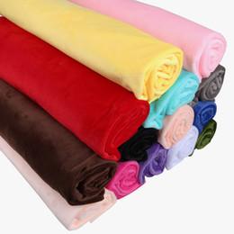 2019 kissenschuhe Nanchuang Kurze Plüsch Super Weiches Tuch Für DIY Handcrafted Kissen Schuhe Spielzeug Pyjamas Bettwäsche Nähen Material 50x50 cm günstig kissenschuhe